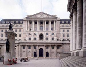 البنك المركزي البريطاني